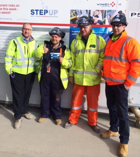 AMOSITE ASBESTOS REMOVAL IN BRADWELL