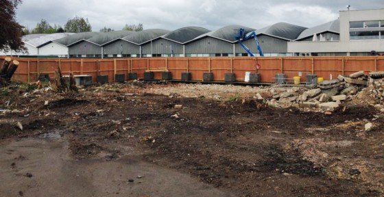 CAMBRIDGE UNIVERSITY 'TRIANGLE SITE' PROJECT UPDATE