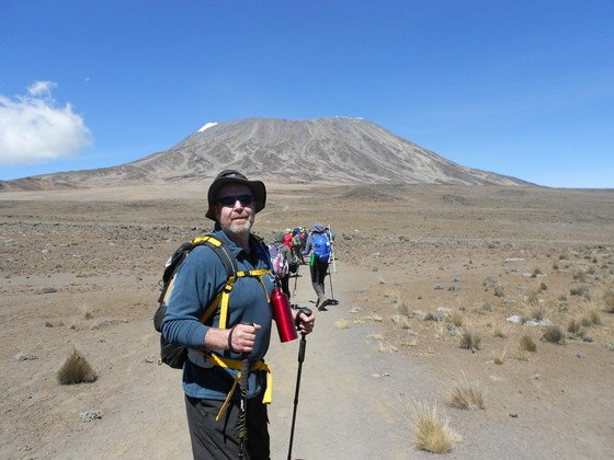 CLIMBING MT KILIMANJARO FOR CHARITY1