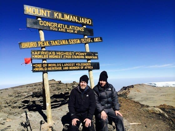 CLIMBING MT KILIMANJARO FOR CHARITY3
