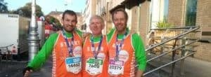 REMEDIATION STAFF HAVE RUN THE DUBLIN MARATHON FOR MENINGITIS NOW