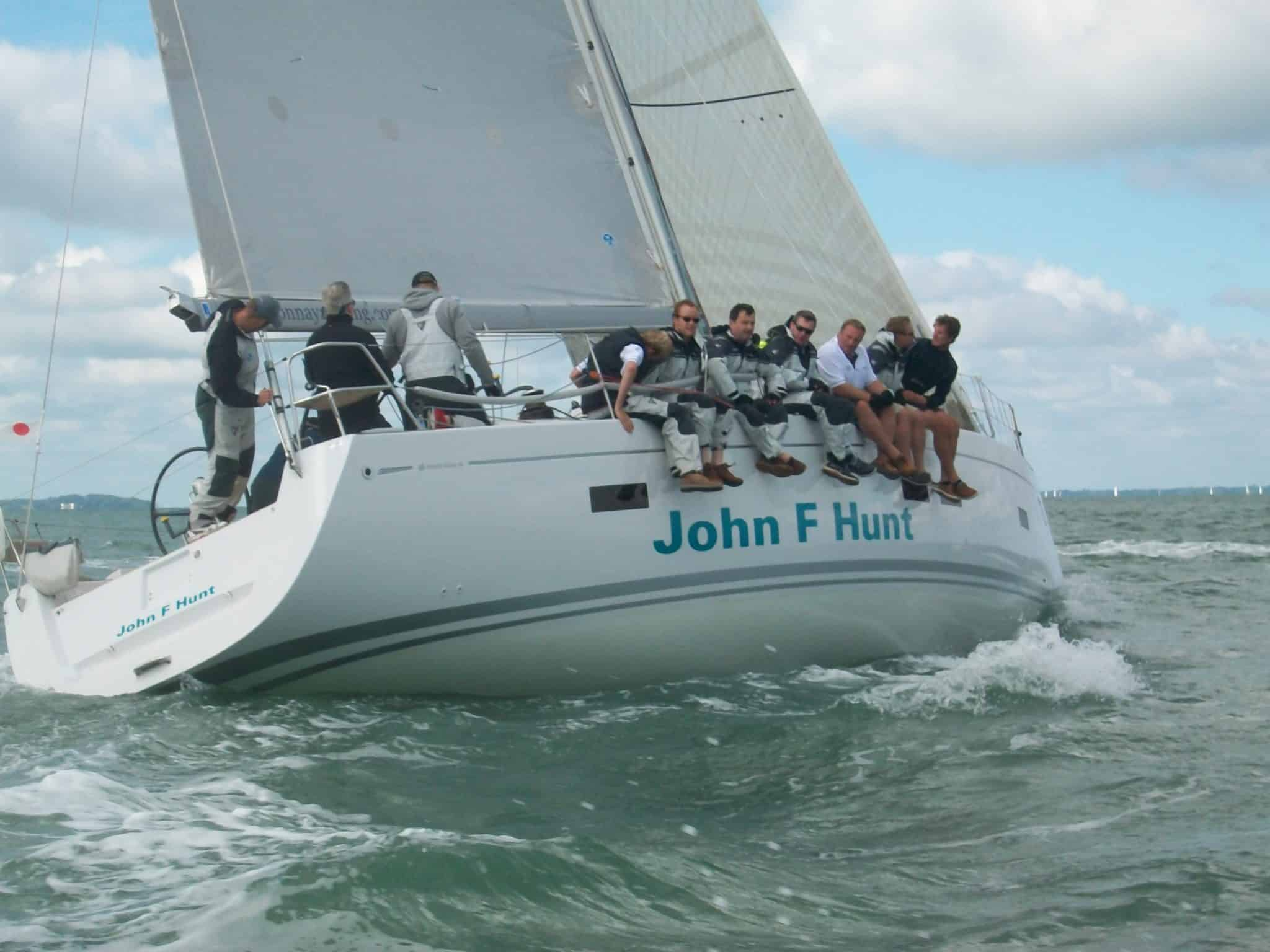 John F Hunt boat