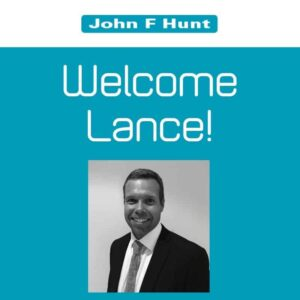 Lance Wimble joins John F Hunt  as Operation Manager