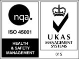 ISO 45001 Health & Safety Management System UKAS Accredited