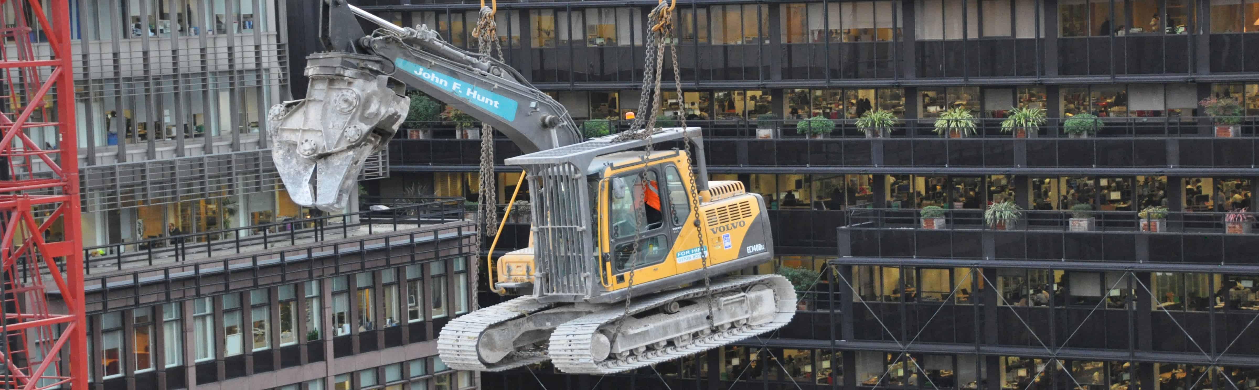 London Lifting Gear Hire and Testing Company UK | Thameside